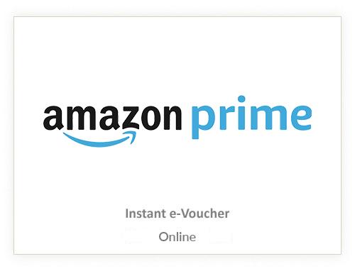 Amazon Prime Membership (Yearly)