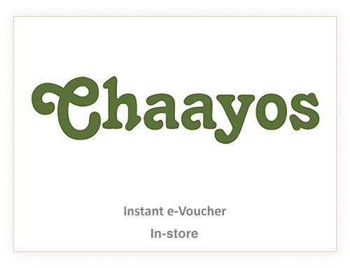 Chaayos Rs. 1000
