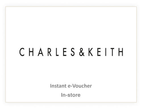 Charles & Keith Rs. 500
