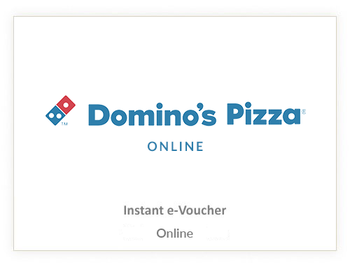 Dominos (Online) Rs. 1500