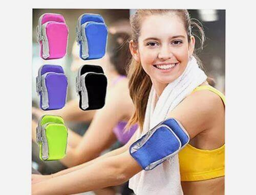Sports Arm Band Pouch