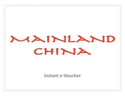 Mainland China Rs. 500