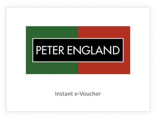 Peter England Rs. 500