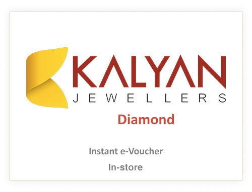 Kalyan Diamond Jewellery Rs. 2000