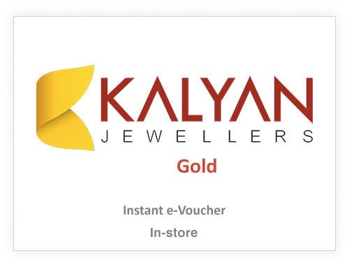 Kalyan Gold Jewellery Rs. 1000