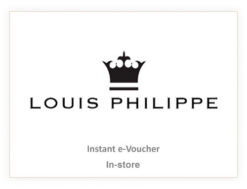 Louis Philippe Rs. 1000