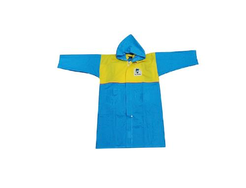 Kids Aqua Raincoat  Age 3 Yrs