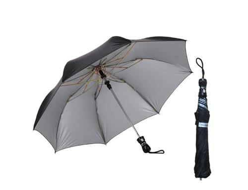 Motherland 2 fold Umbrella Black