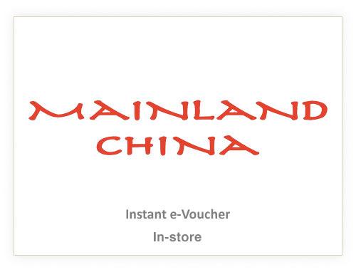 Mainland China Rs. 500