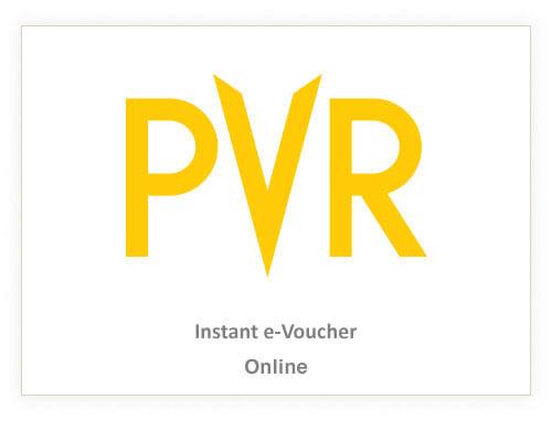 PVR Cinemas Rs. 500