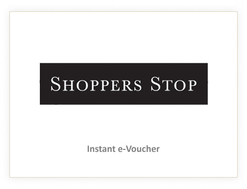 Shoppers Stop Rs. 3000
