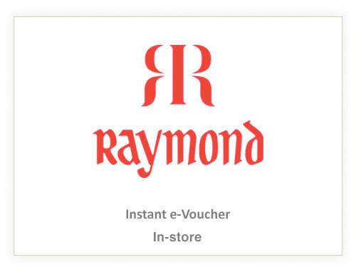 Raymond Rs. 1000