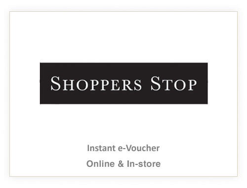 Shoppers Stop Rs. 5000