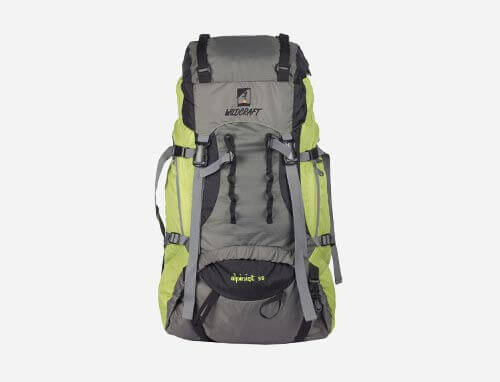 Wildcraft Alpinist Plus Rucksack - 55L