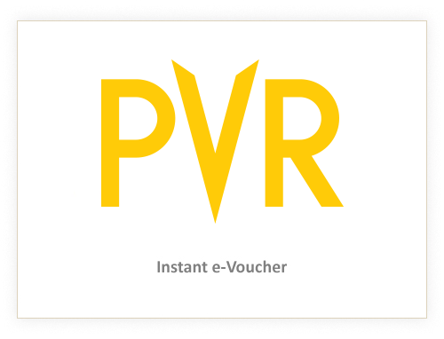 PVR Cinemas Rs. 250